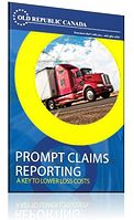 prompt claims reporting book