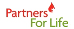Partners for life logo